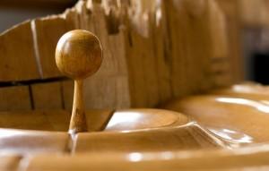 Momentum 1boom inzending voor vormgevers in hout - door Daan de Leeuw Teacher Hotbewerking bi The Green Circle - Workshops in de Natuur